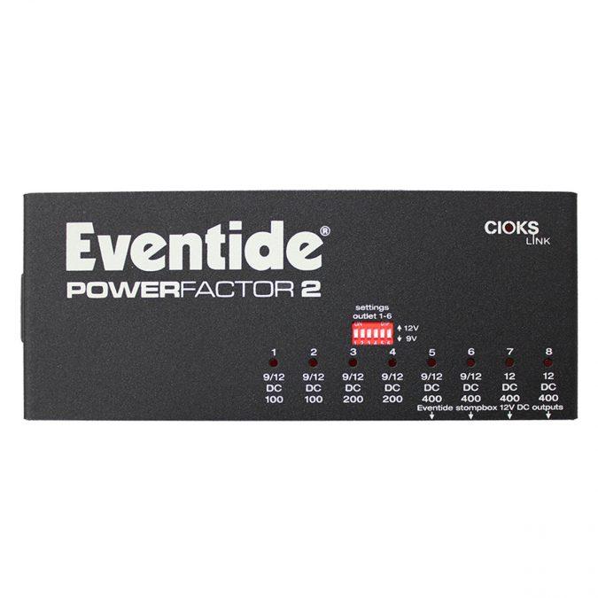 Eventide PowerFactor-2 DC Power Supply