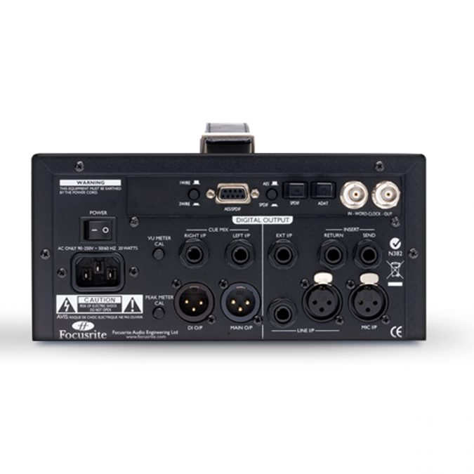 Focusrite AMS-ISA-ONE 1-Channel Mic Preamp