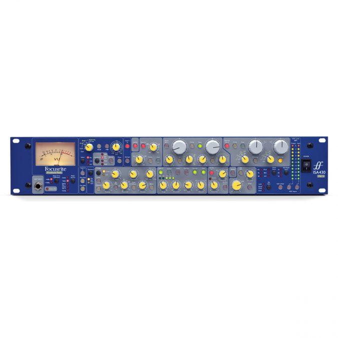 Focusrite AMS-ISA430-MKII Channel Strip