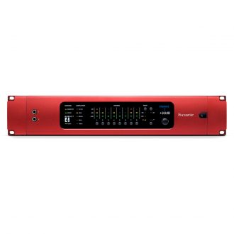 Focusrite AMS-RedNet 4 – 8 Channel Remote Mic Preamp