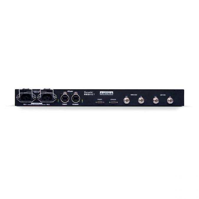 Focusrite AMS-RedNet HD32R – 32 x 32 Pro Tools | HD I/O