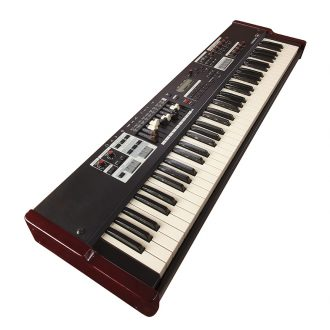 Hammond SK1-73 Instrument Keyboard Burgundy & Black (73 Note)