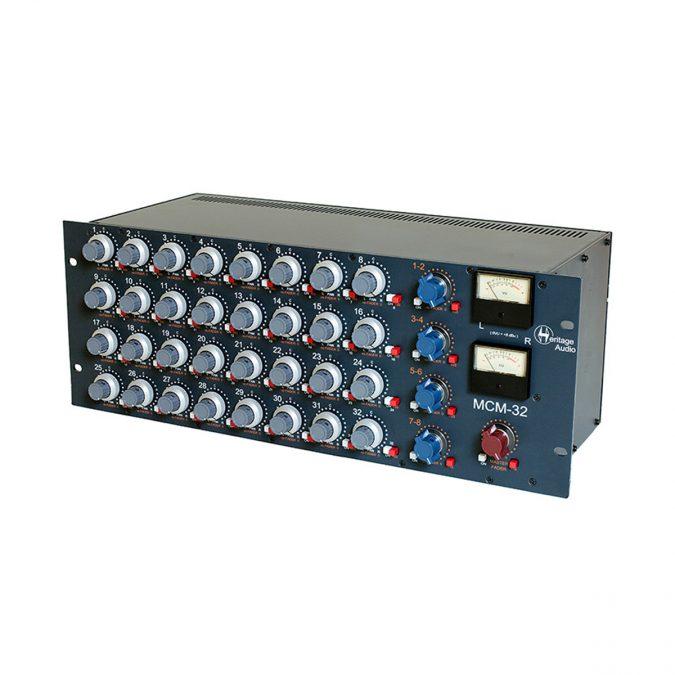 Heritage Audio MCM-32 Summing Mixer