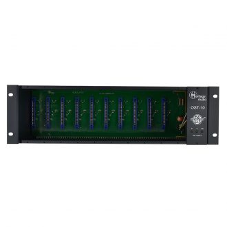 Heritage Audio OST-10 10-Slot 500 Series Rack