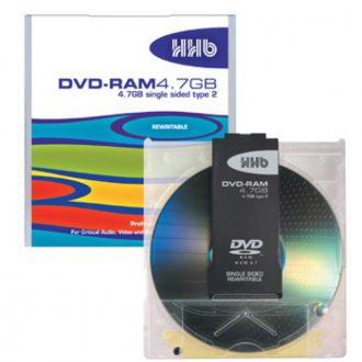 HHB DVD-RAM4.7GB