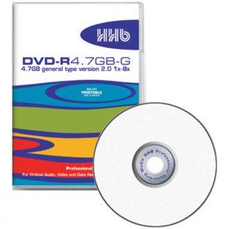 HHB DVD-R4.7GB-G