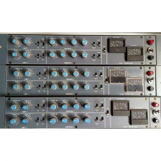 Neve 33609A (Vintage) Compressors