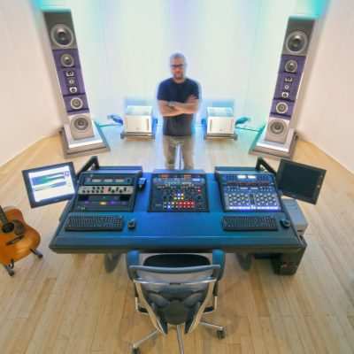 Sonic Circus with Colin Leonard of SING Mastering Atlanta