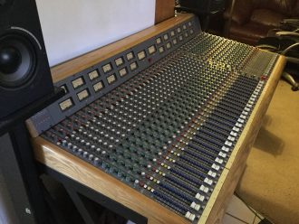 Trident Series 24 Analog Recording Console (Vintage)