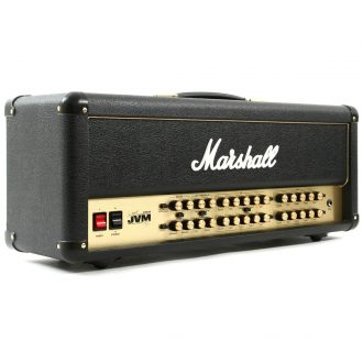 Marshall JVM410HJS 100w Tube Guitar Amplifier Head