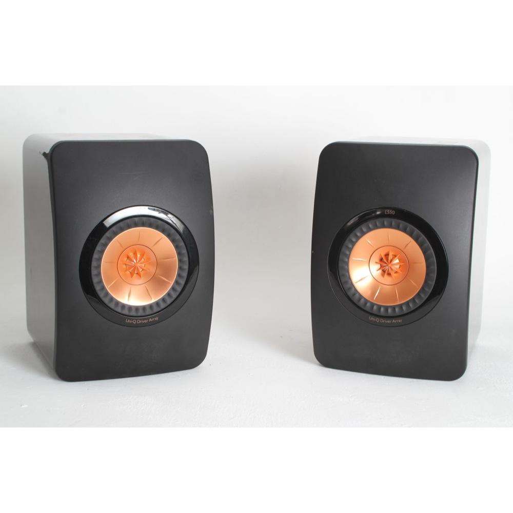 kef ls50. kef ls50 pair (used) kef ls50