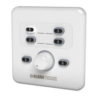 Klark Teknik CP8000EU Remote Control
