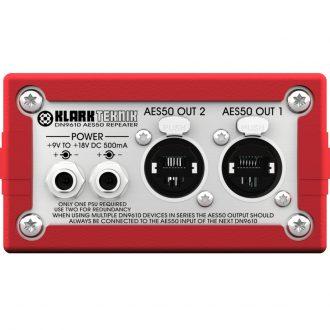 Klark Teknik DN9610 AES50 Repeater