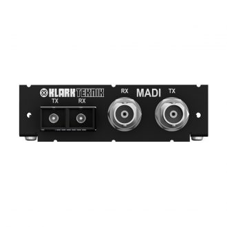 Klark Teknik KT-MADI Network Module
