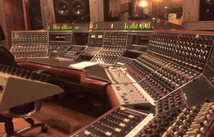 The Magic Shop Neve Console Finds a New Home