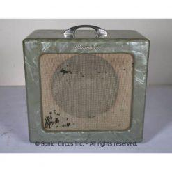 Magnatone MAGNA M197-3-V - Silver Sparkle (Vintage)