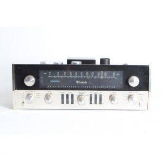 McIntosh MX110 Tube Tuner Pre-Amp (Vintage)