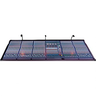 Midas V-480-8-TP Live Analogue Console with 64 Input Channels
