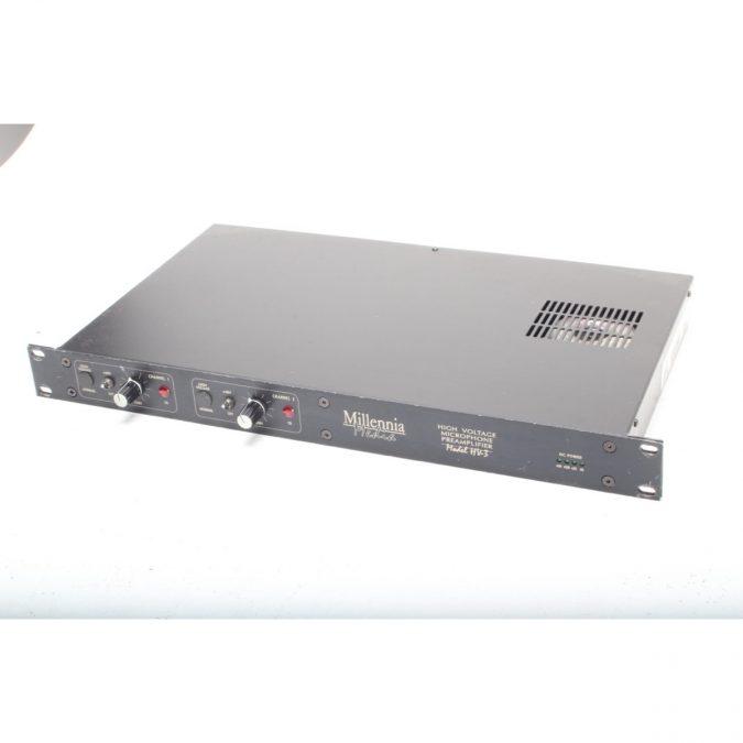 Millennia Media HV3 Stereo High Voltage Mic Pre (Used)