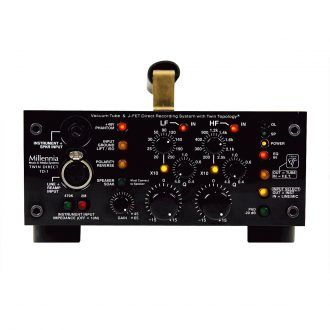Millennia TD-1 Single Channel Class A Channel Strip