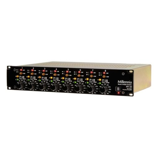 Millennia HV-3D-8 Eight Channel Microphone Preamp