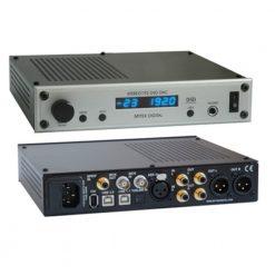 Mytek Stereo 192-DSD DAC - Preamp - Silver