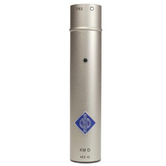 Neumann KM 183 D Digital Miniature Microphone-Nickel
