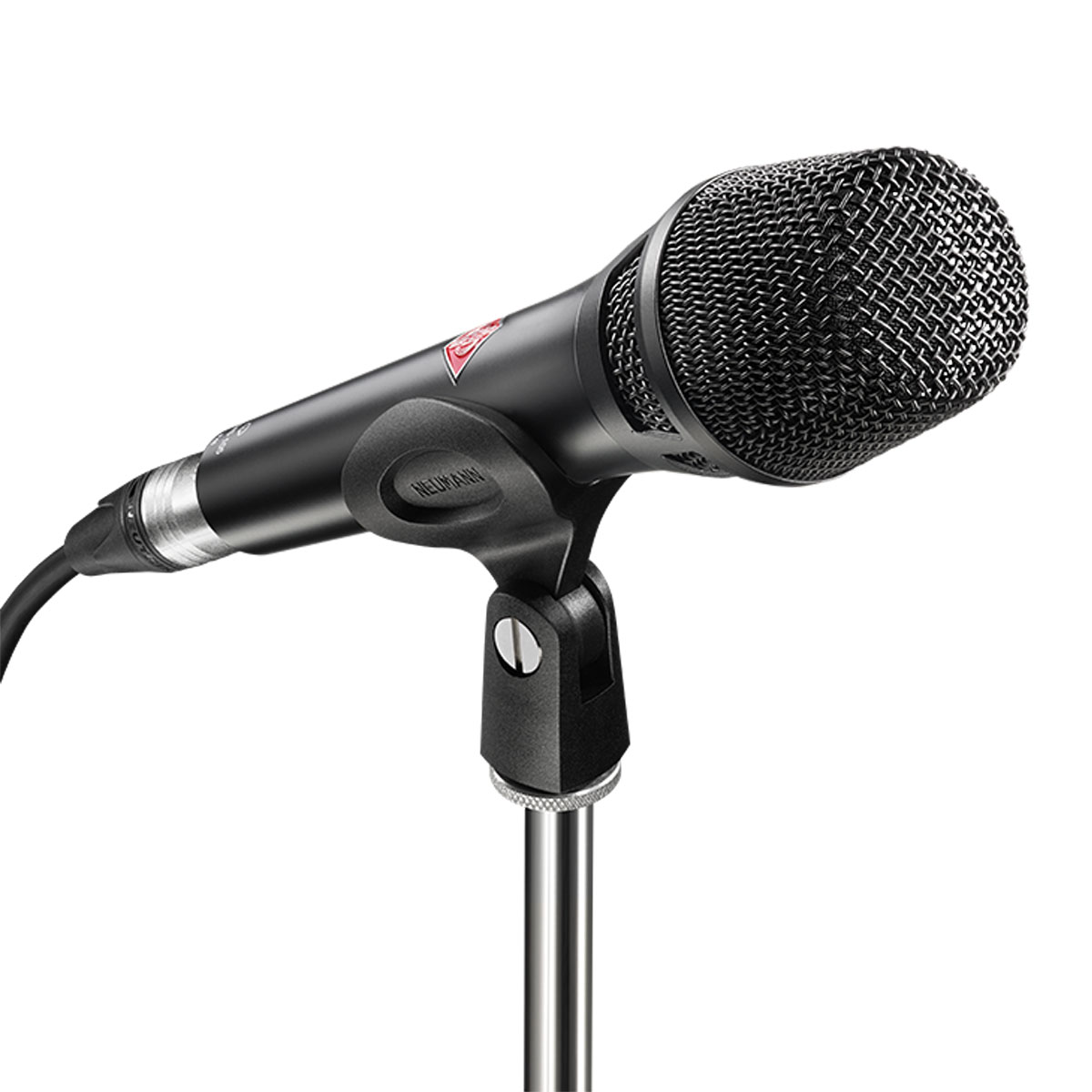 Neumann Kms 105 Stage Vocal Microphone Sonic Circus Power Pc Microphones From P48 Or Phantom 48 Volts