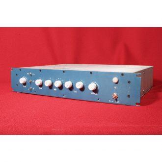 Neve 2064 Germanium eq module racked, octal transformer (Vintage)