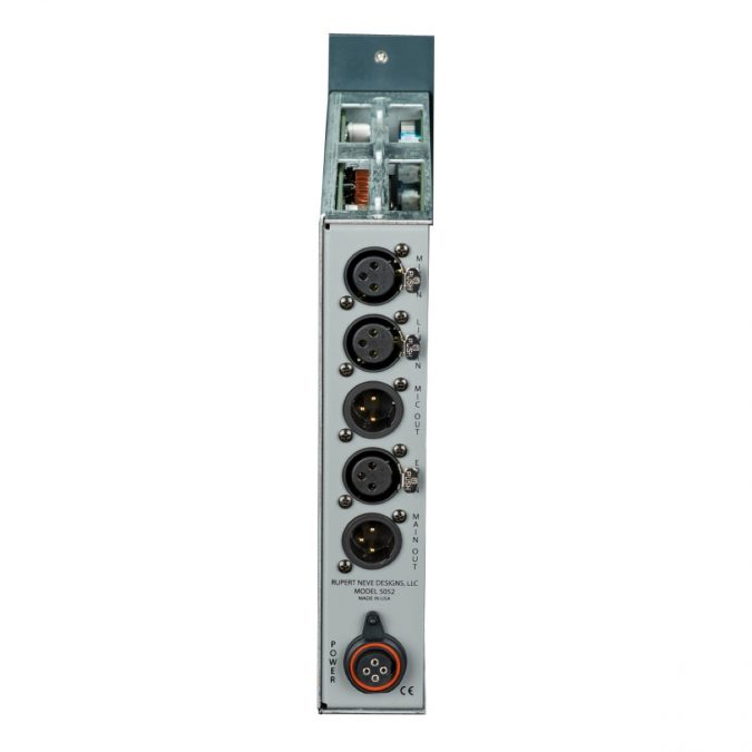 Rupert Neve Designs Shelford 5052 Microphone Preamplifier / Equalizer Module