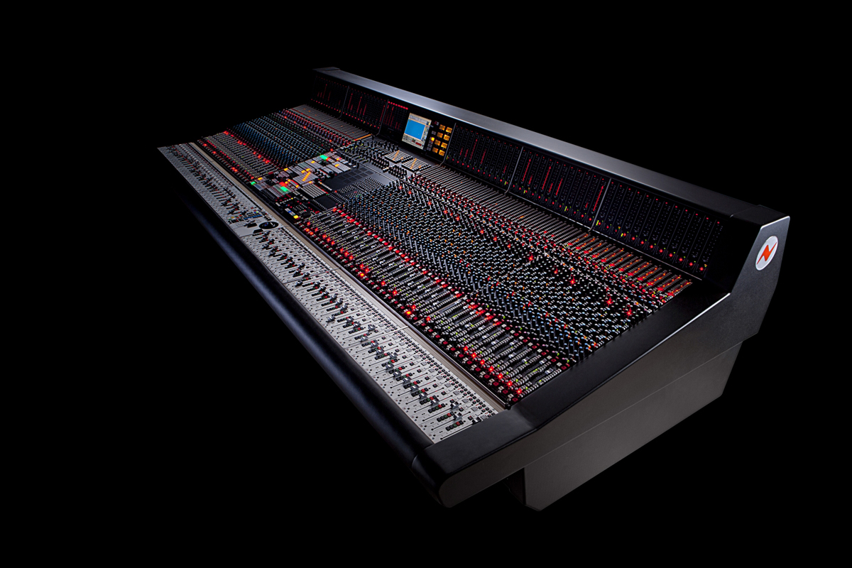 Neve 88R Sonic Circus Top Rated Consoles