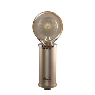 Peluso VTB Vacuum Tube Bottle Microphone
