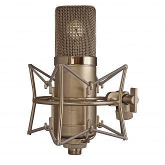 Peluso P-67 Vacuum Tube Microphone