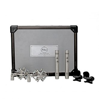Peluso CEMC6-ST Condenser Microphone Stereo Kit