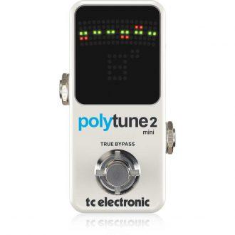 TC Electronic Polytune 2 Mini Effects pedal