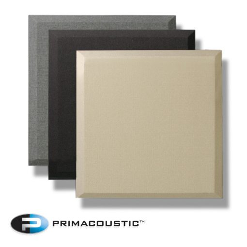 """Primacoustic Broadway 24""""x24"""" Control Cube, Grey"""