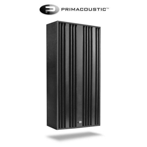 "Primacoustic Razorblade Quadratic Diffuser 24"" x 48"" x 8""- Black Grey"