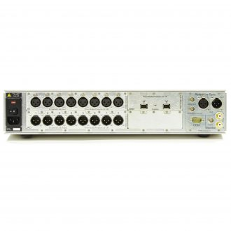 Prism Sound ADA-8XR-16AD Multi Channel Converter 16 In