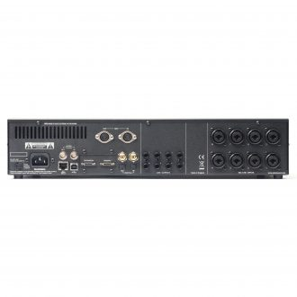 Prism Sound Atlas Multi-Track USB2 Recording Interface 8 Mic CHS 2U