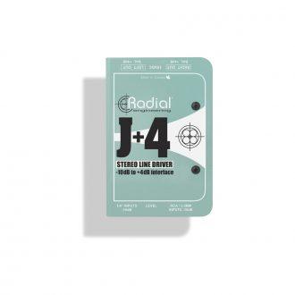 Radial Engineering J+4