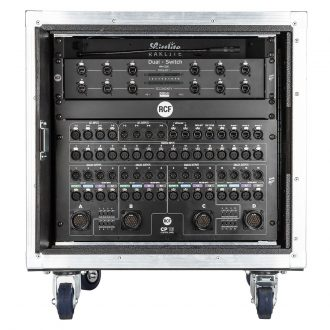 RCF CR-16-ND Control Rack for HDL 50-A Line Array