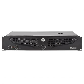 RCF IPS-1700 2 X 450 W Class H Professional Power Amplifier