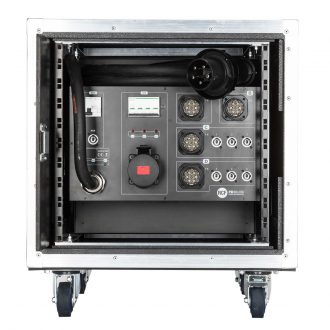 RCF PR-63 Power Distribution Rack