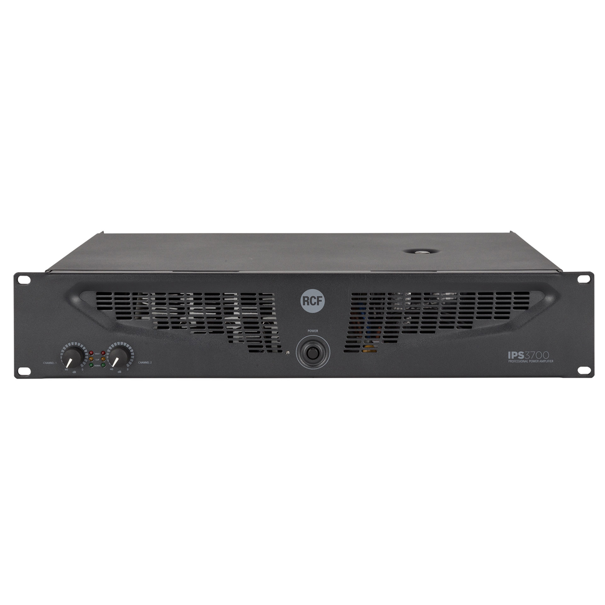Rcf Ips 3700 2 X 1500 W Class H Professional Power Amplifier Sonic Ab Amplifiers