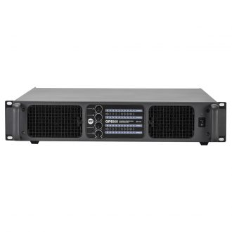 RCF QPS-9600 High Power 4 Channel Amplifier