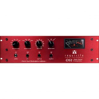 Requisite Audio OS1 Preamplifier MK II