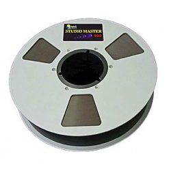 "RMG SM911 2"" x 2500' 10.5"" Metal Reel Box"