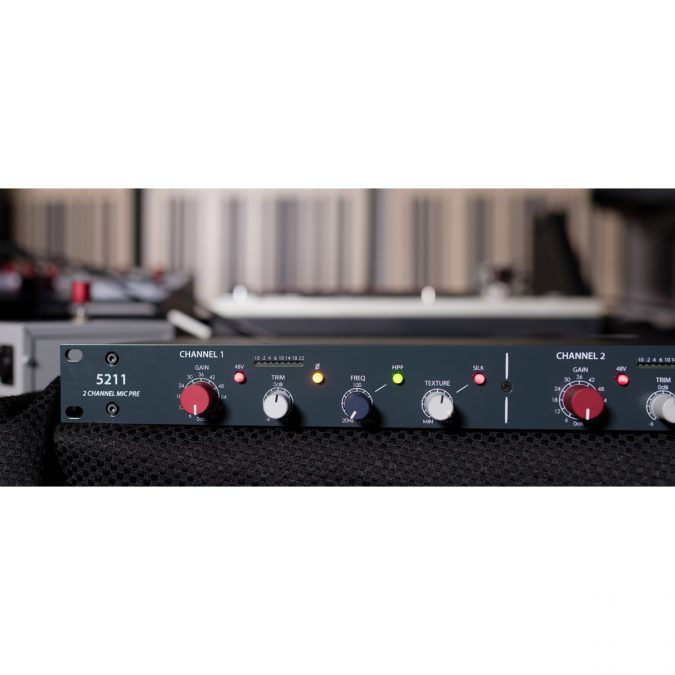 Rupert Neve 5211 2-Channel Mic Preamp