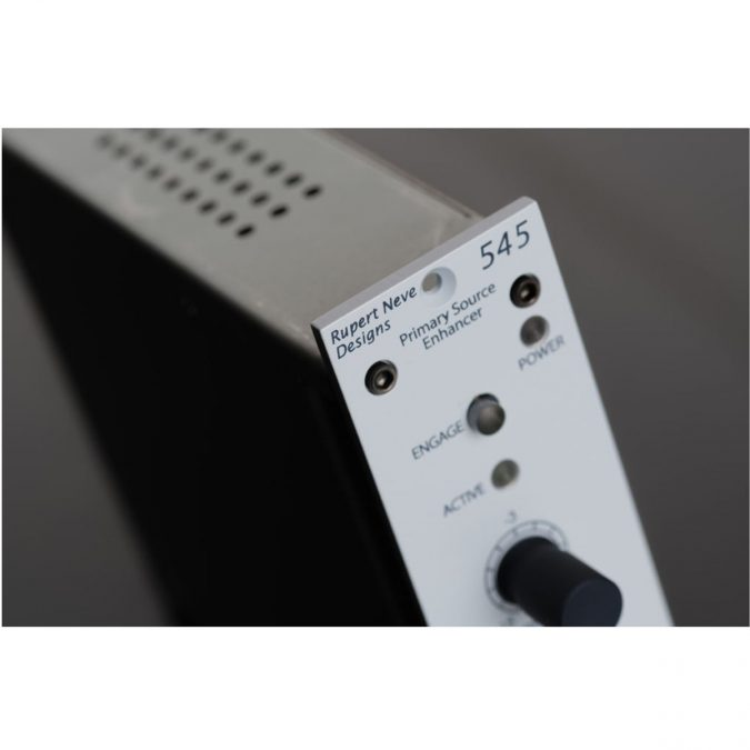 Rupert Neve 545-500 Series Primary Source Enhancer