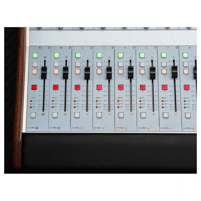 Rupert Neve Designs Swiftmix Console Automation System